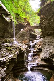 Gorge-ous Watkins Glen State Park
