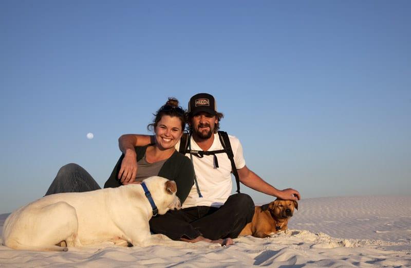 Scott Dunn and Jill Richards