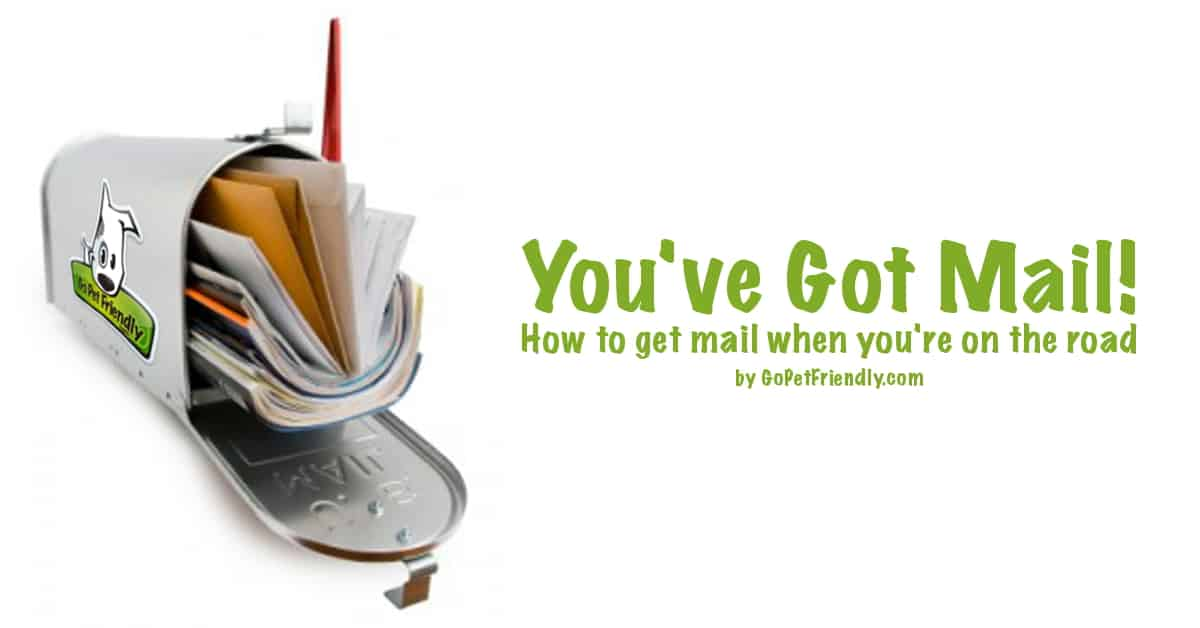 You've Got Mail! – How RVers Get Mail