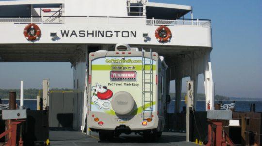 Washington Island Ferry - Door County, WI