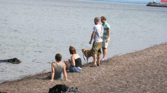 Dog Friendly Lakewalk - Duluth, MN