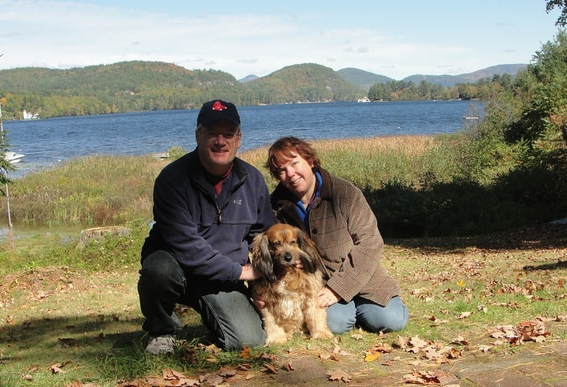 Fall is Perfect for Pets in the Adirondacks