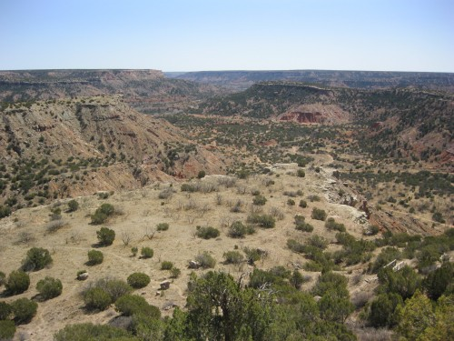 Palo Duro Canyon State Park, Texas