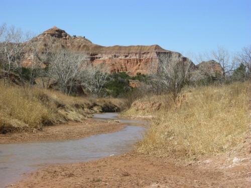 Palo Duro Canyon - Amarillo, TX