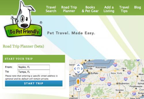 Road Trip Planner 1