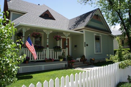 Victorian Home - Prescott, AZ