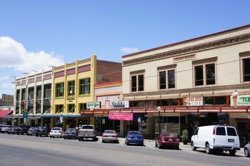Gurly Street - Prescott, AZ