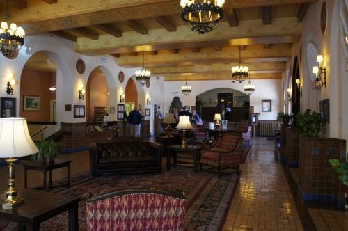 Hassayampa Inn Lobby