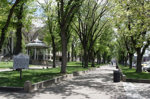 Prescott's Town Square