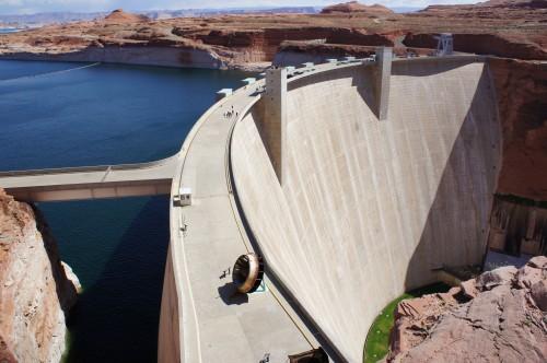 Glen Canyon Dam - Page, AZ