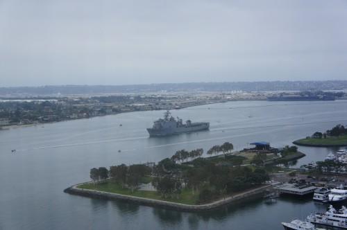 Harbor View - Hilton San Diego Bayfront