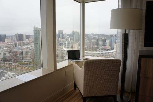 Office with a View - Hilton San Diego Bayfront