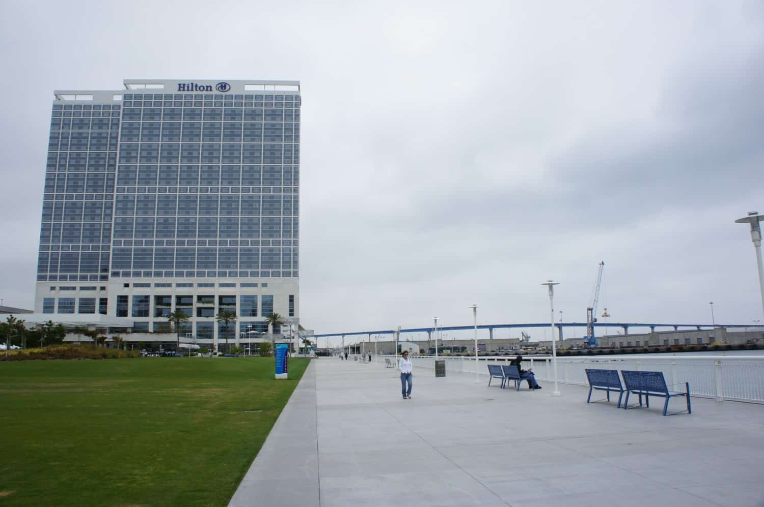 Pet Friendly Hilton San Diego Bayfront
