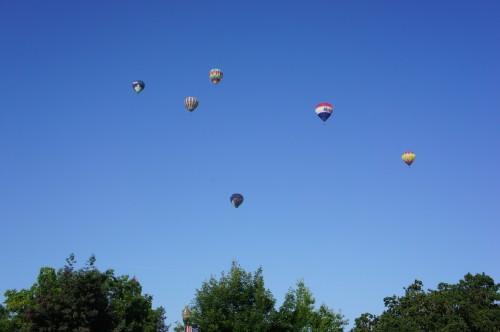 Hot Air Balloons - Windsor, CA