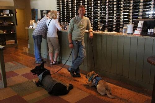 DeLoach Vineyard Tasting Room