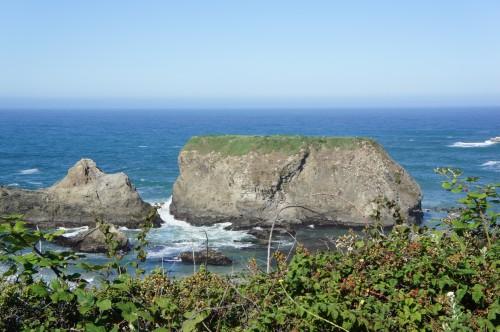 Northern Coast of California