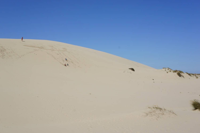 John Dellenback Dunes Trail - Lakeside, Oregon