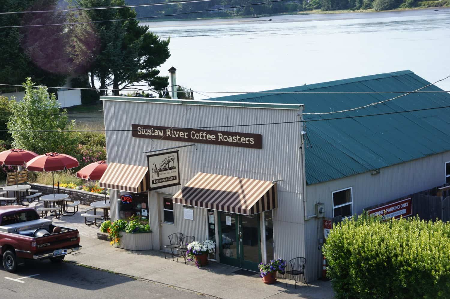 Siuslaw River Coffee Roasters - Florence, OR