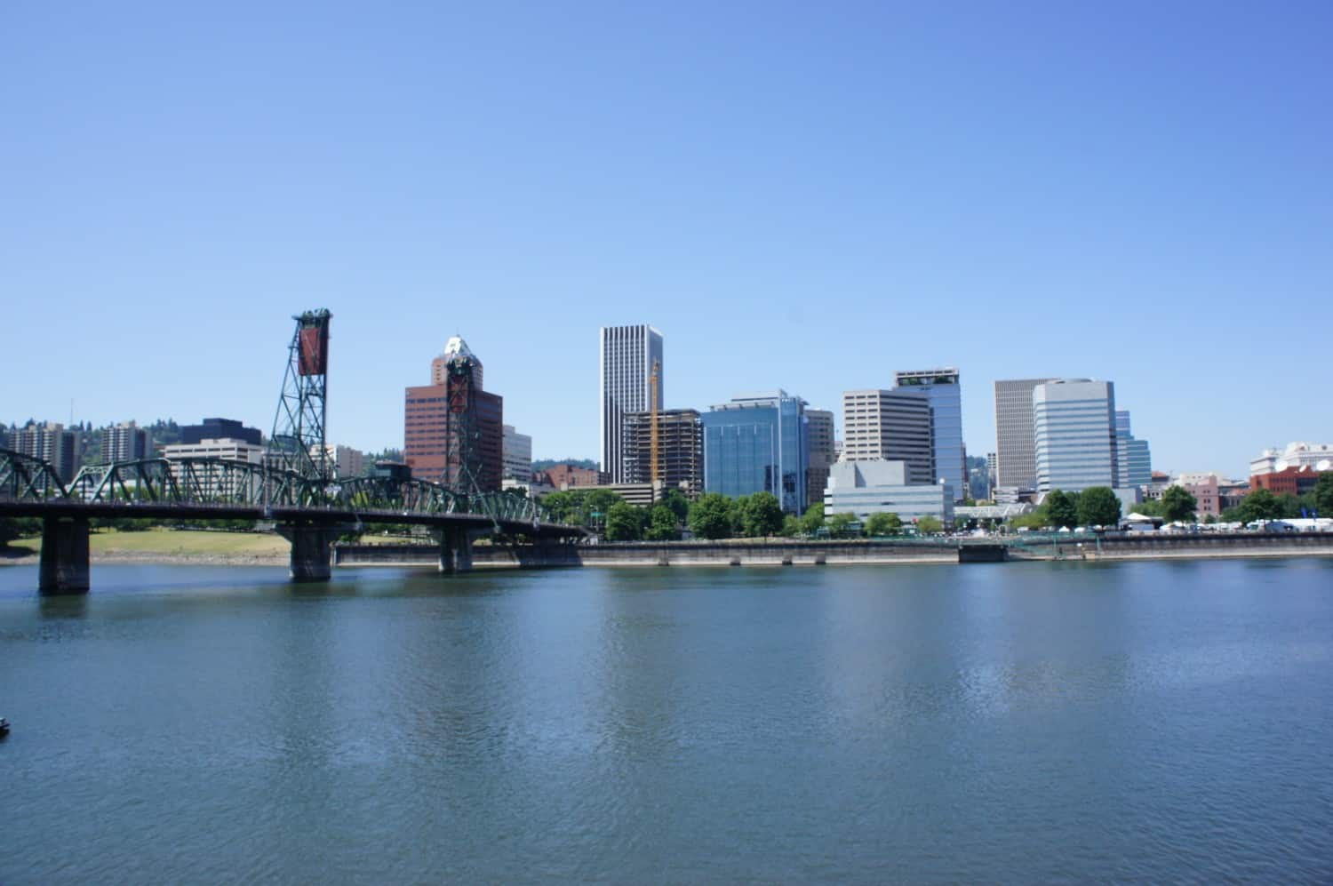 City View - Portland, Oregon