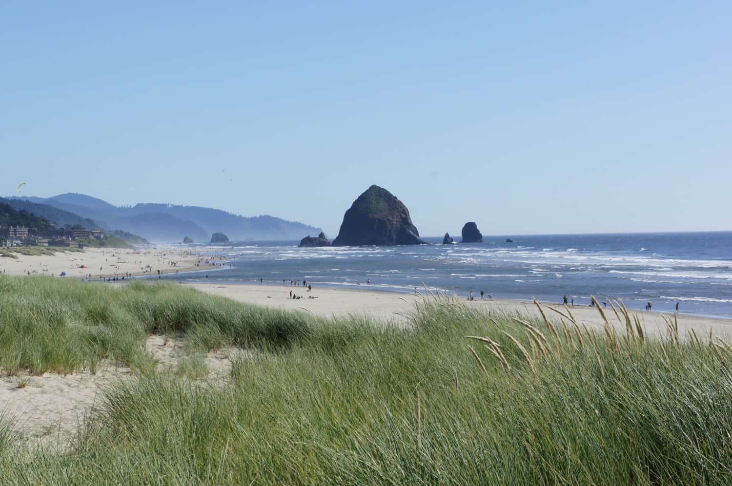 Haystack Rock - Cannon Beach, Oregon