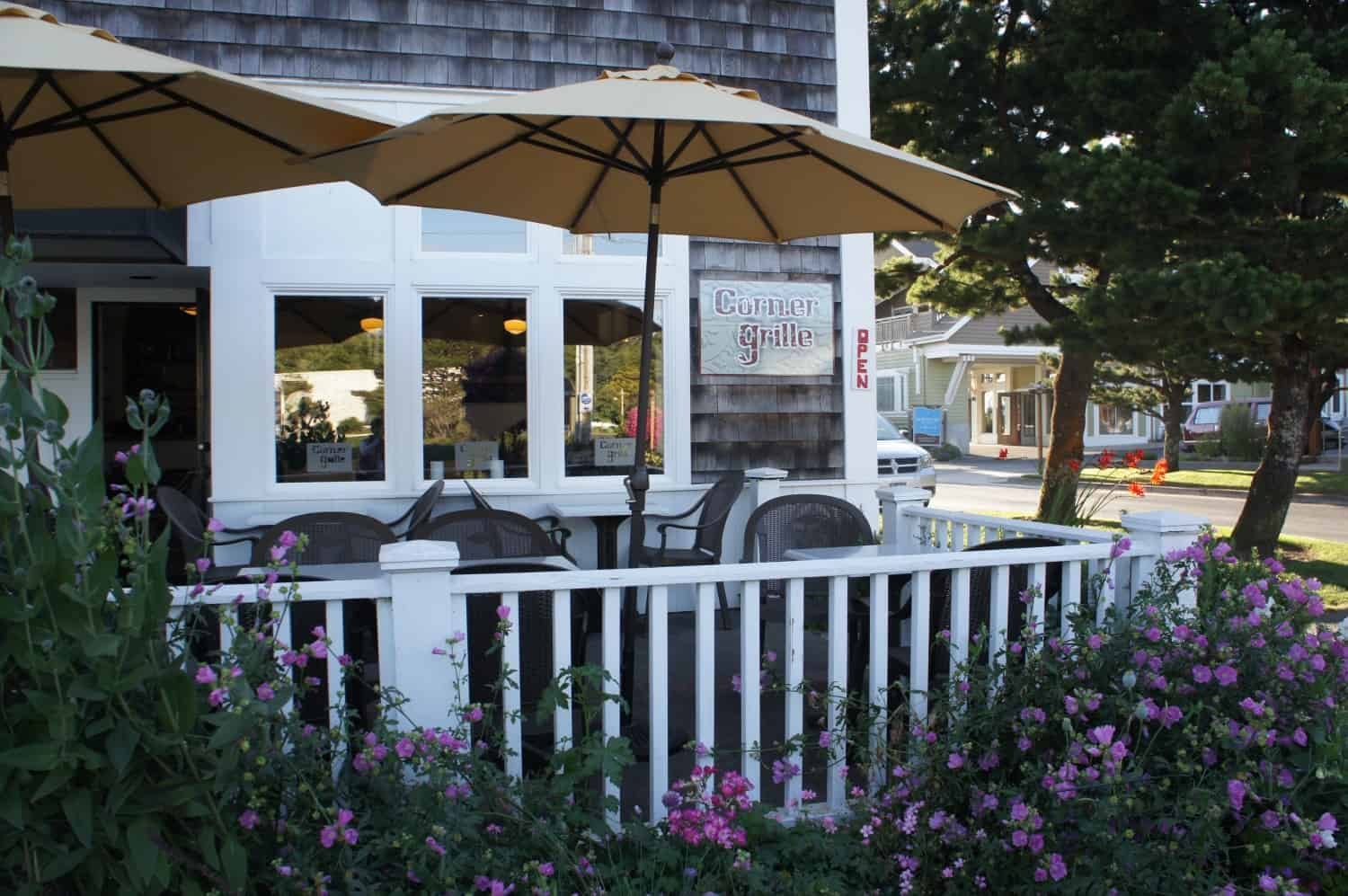 Corner Grille - Cannon Beach, Oregon
