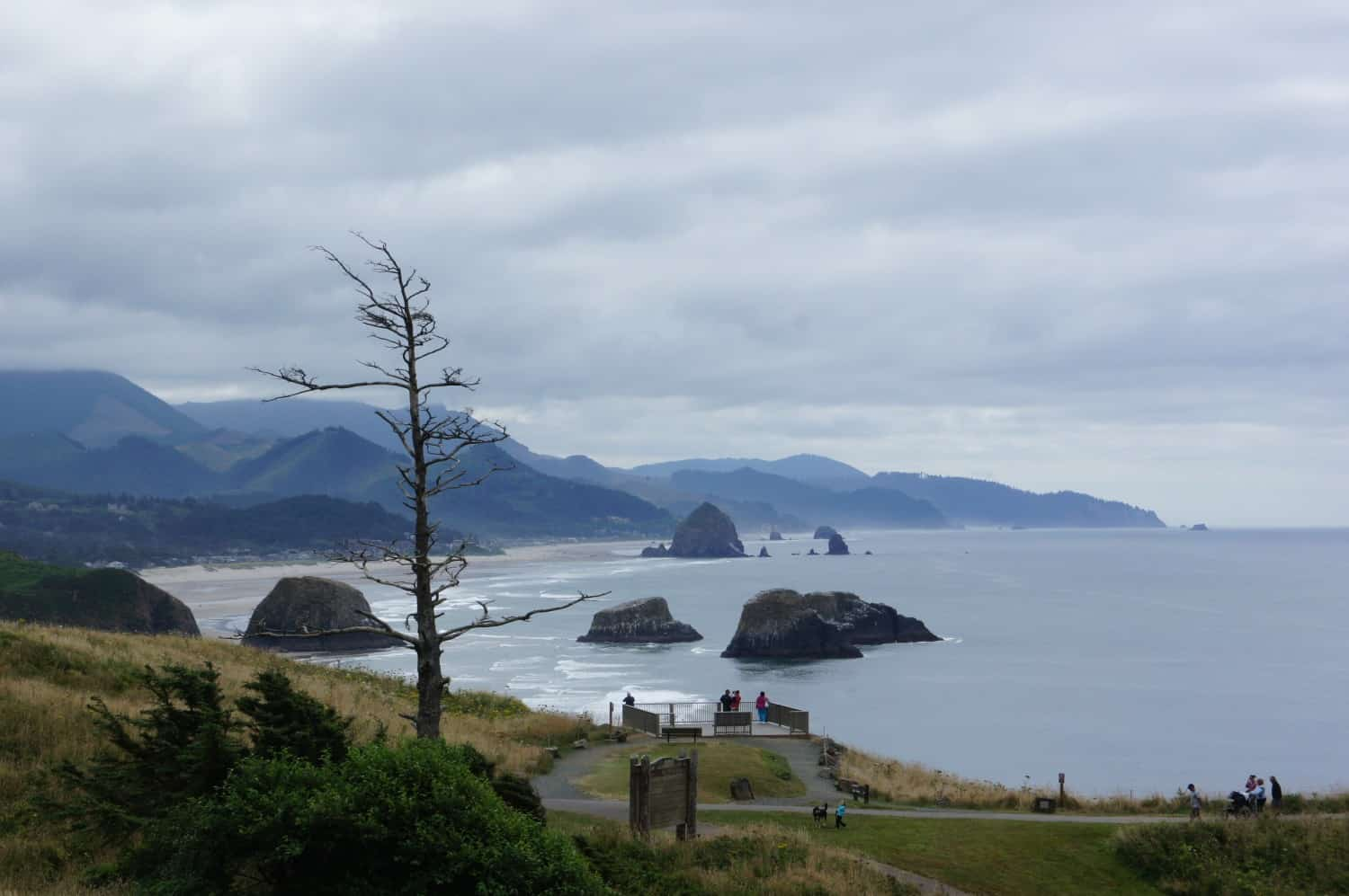 Ecola State Park - Cannon Beach, Oregon