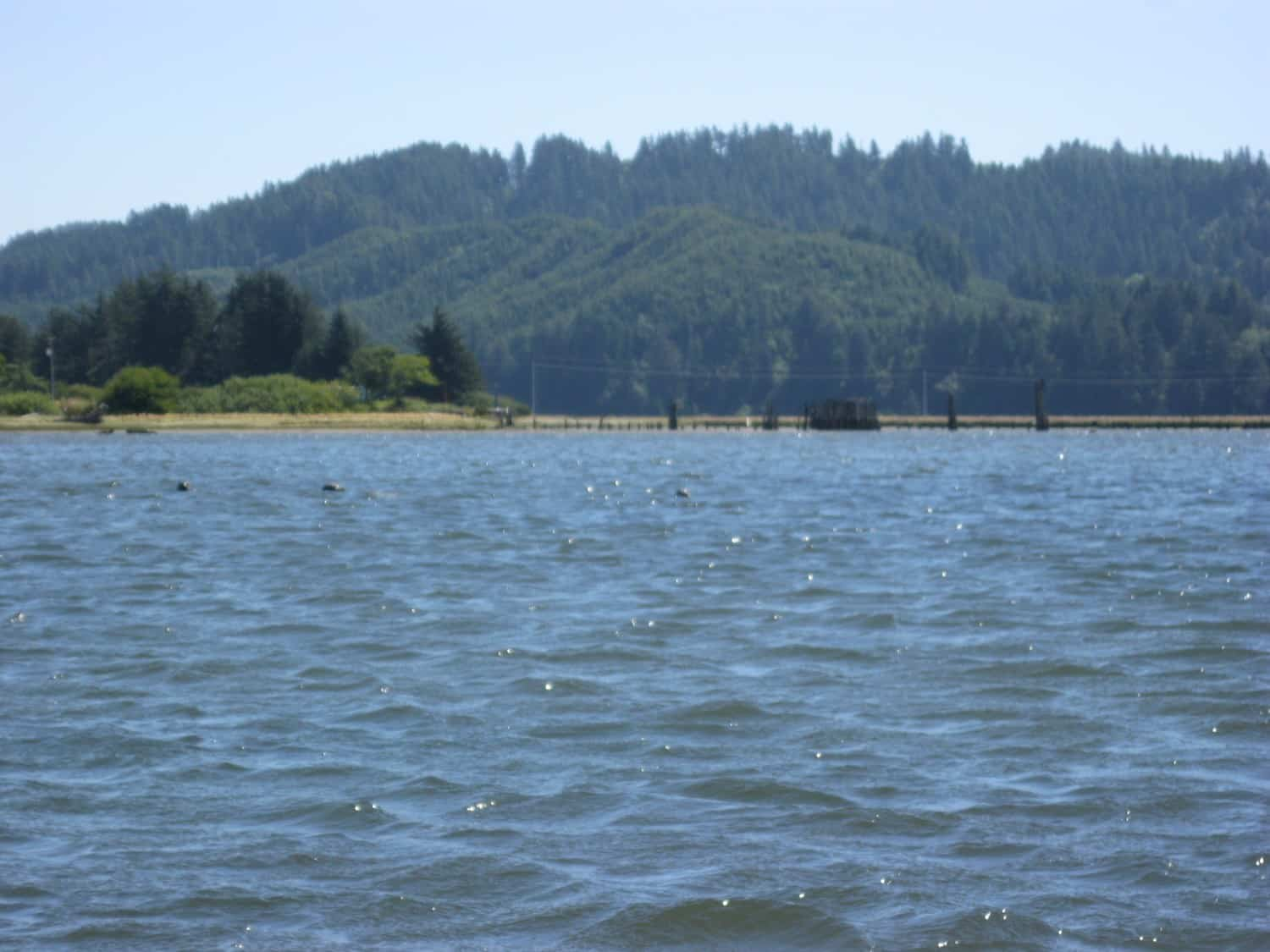 North Fort of Siuslaw River - Florence, OR