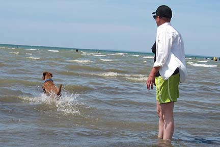 Dog Friendly Wasaga Beach - 2011 Update