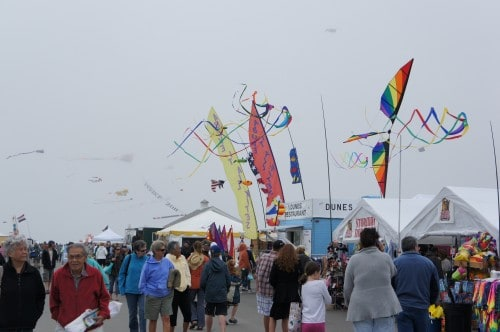 Kite Festival - Long Beach, WA