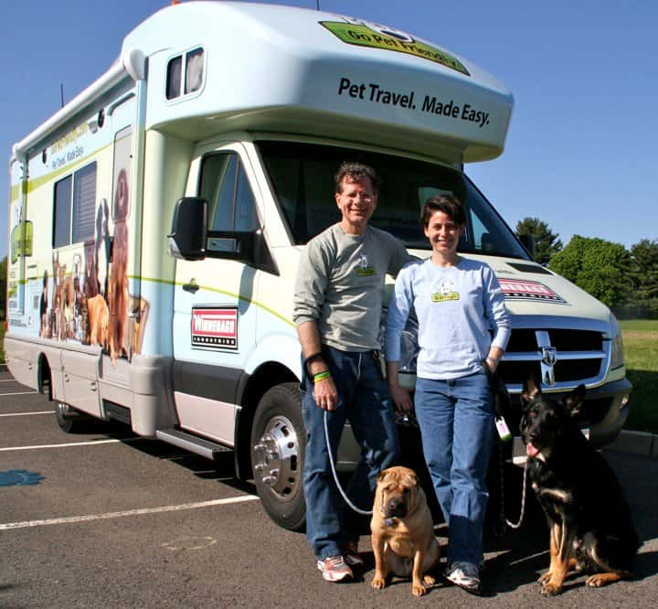 Pet Friendly RV Rental Companies