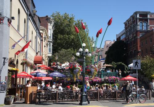 Bastion Square - Victoria, BC