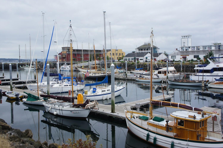 Wooden Boats - Port Townsend, WA