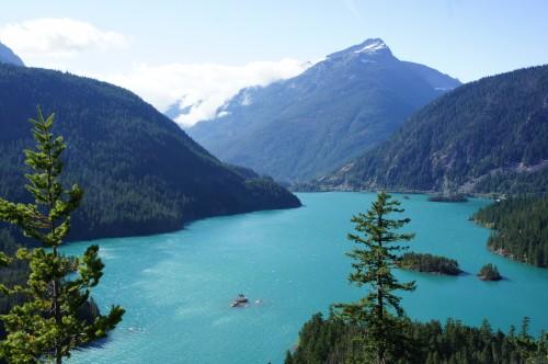 Diablo Lake - Nothern Cascades, WA