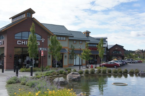 Old Mill District - Bend, OR