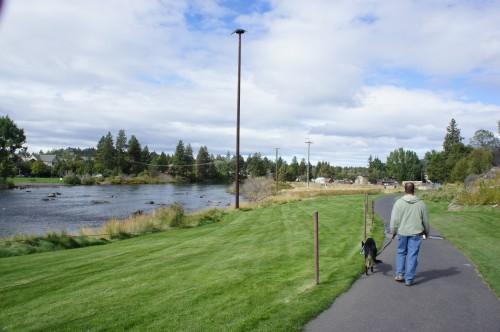 Deschutes River Trail - Bend, OR