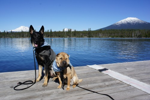 Cascade Lakes Scenic Byway - Bend, OR