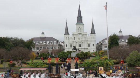Jackson Square - New Orleans, LA