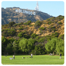 Lake Hollywood Park - Los Angeles, CA