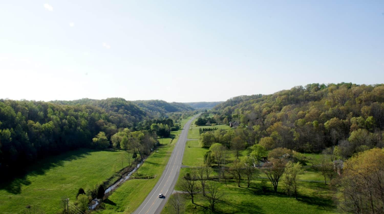 Birdsong Hollow - Natchez Trace Parkway
