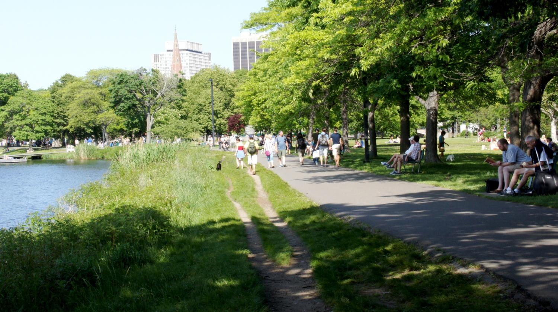 Charles River Esplanade - Boston, MA