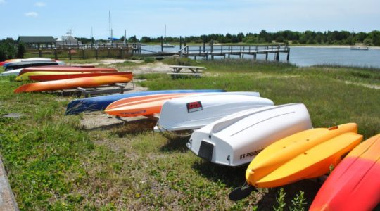 Boats on the Shore - Beaufort, NC