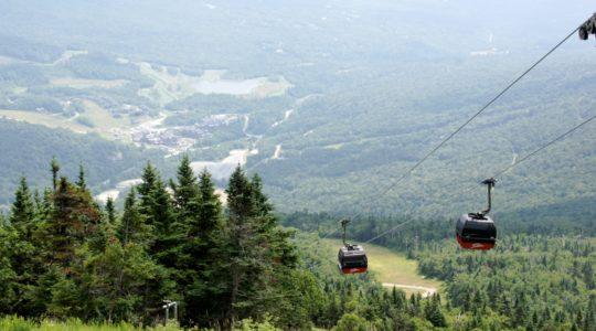 Gondola Ride - Stowe, VT