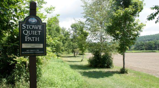 Stowe Quiet Path - Stowe, VT