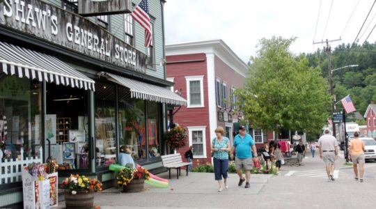 Downtown - Stowe, VT