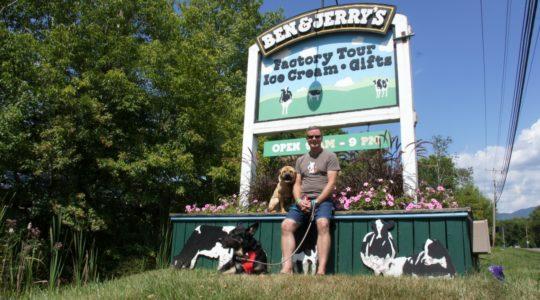 Ben and Jerry's - Burlington, VT