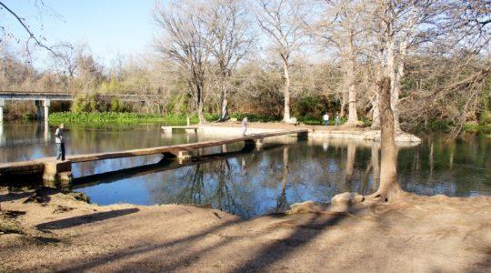 River Walkway - San Marcos, TX