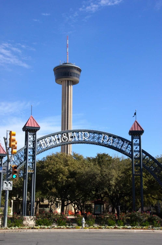 Dog Friendly HemisFair Park - San Antonio, TX