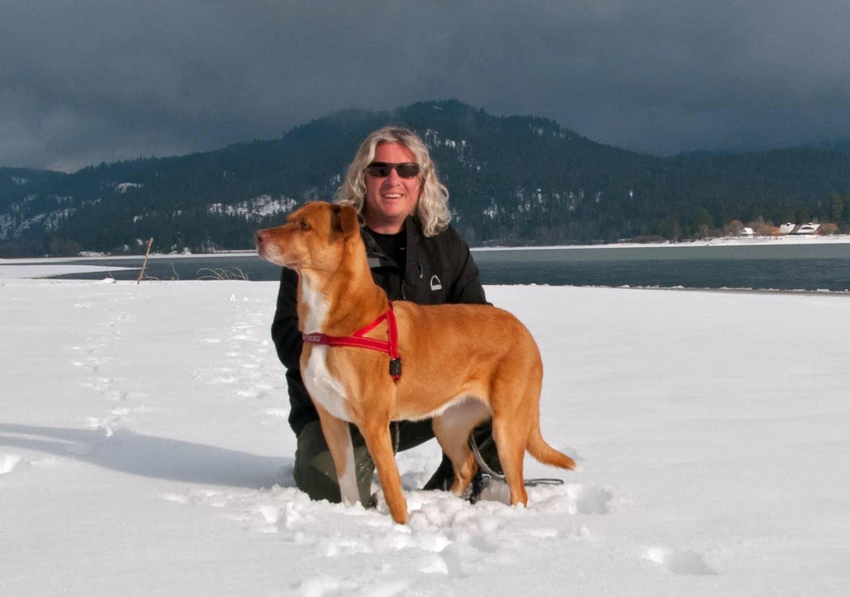 Dog Friendly Adventures in Sandpoint, Idaho