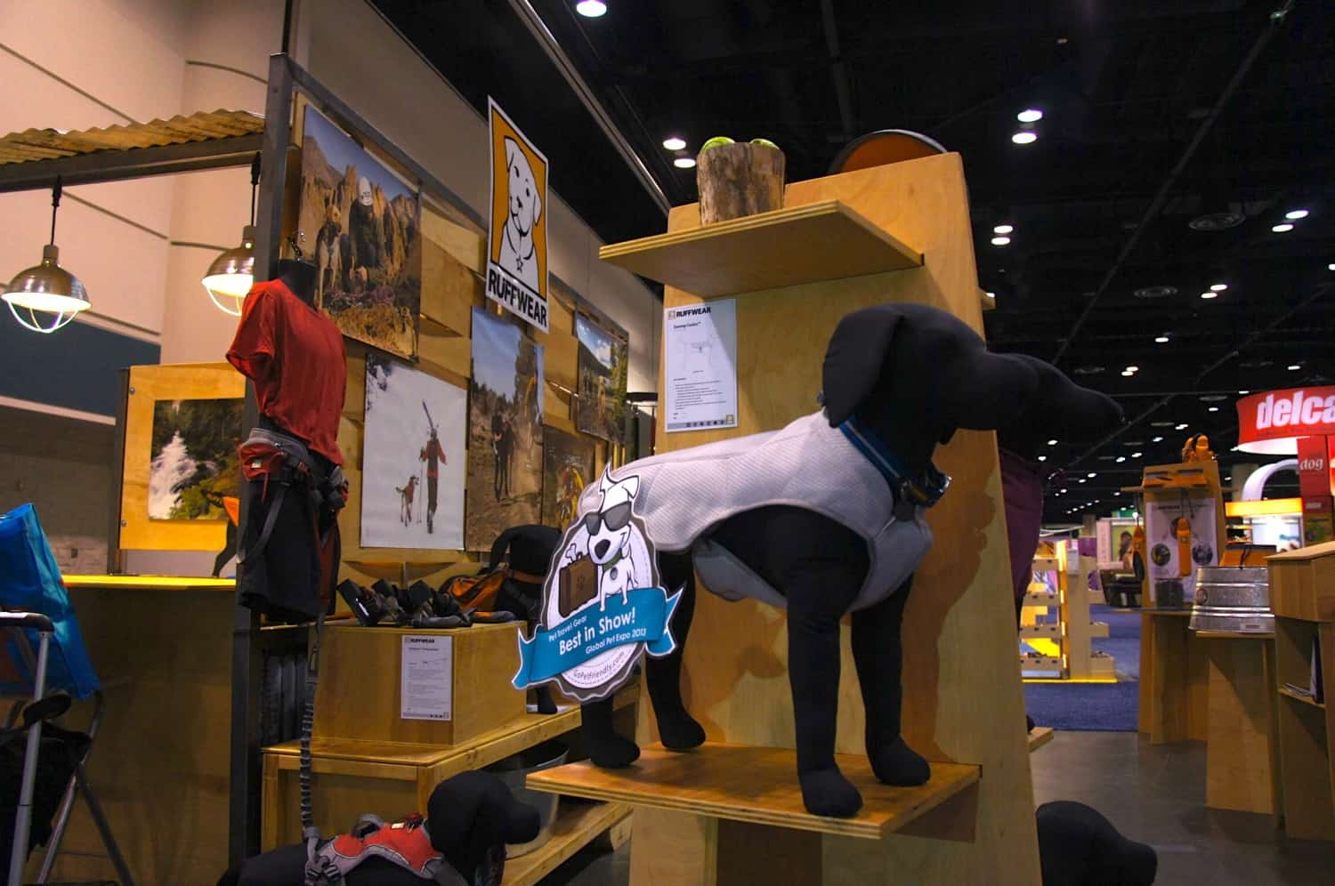 Global Pet Expo 2013 - Ruffwear