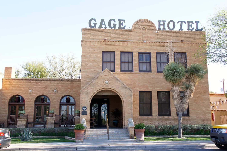 The Gage Hotel - Marathon, TX